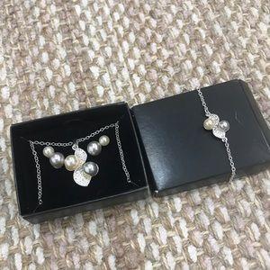 Avon Opposites Attract 3 piece Jewelry gift set